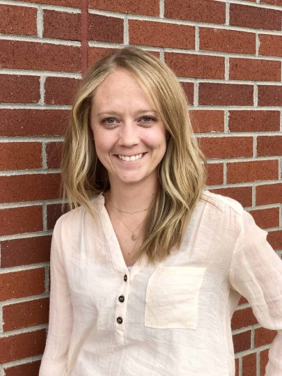 Jordan Kennedy of Walking Paws Pet Rehab in Boulder, CO.